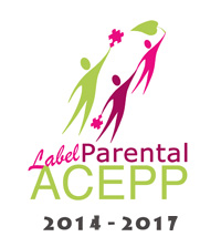 Logo Label parental Acepp 2014-2017 web